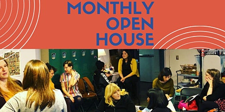 Monthly Open House (in person) tickets