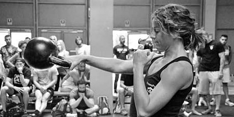 Kettlebell 101: Simple & Sinister Workshop—Athens, Greece tickets