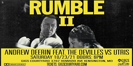 Rumble On The Row II tickets
