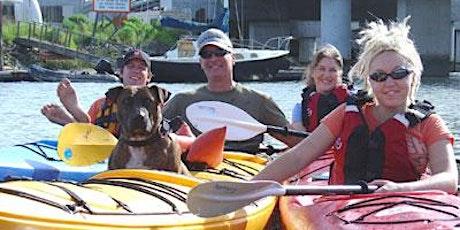 Long Island Singles Kayaking & SUP Adventure tickets