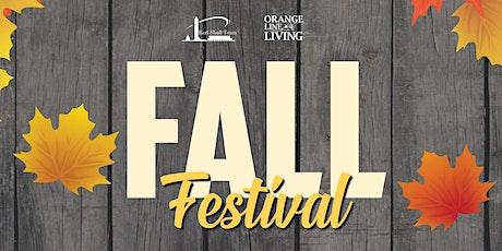 2021 Fall Festival Presented By Keri Shull Team & Orange Line Living tickets