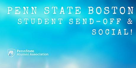 PSU Boston Annual Student Send-off 2021 tickets