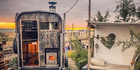 27/Aug Brighton Beach MiniRetreat - Outdoor Sauna - Whisking - Scrubs- Gong tickets