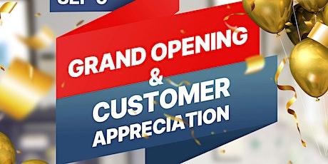 Etairos HVAC Parts & Wholesale - Grand Opening & Customer Appreciation tickets
