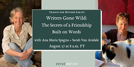 Writers Gone Wild: The Secrets of a Friendship Built on Words tickets