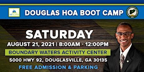 2021 Douglas County HOA Boot Camp tickets
