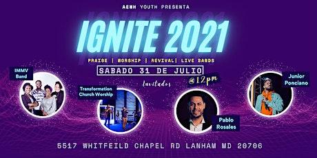 IGNITE 2021 tickets