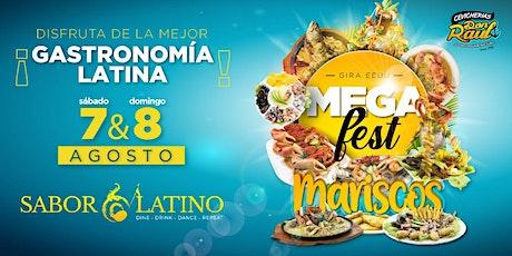 Mega Fest de Mariscos tickets