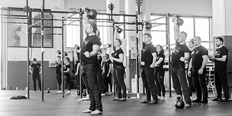Kettlebell 201: The Rite of Passage Workshop—Athens, Greece tickets