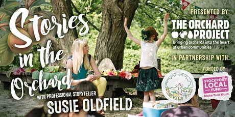 Stories in the Orchard and Park Action Day. tickets
