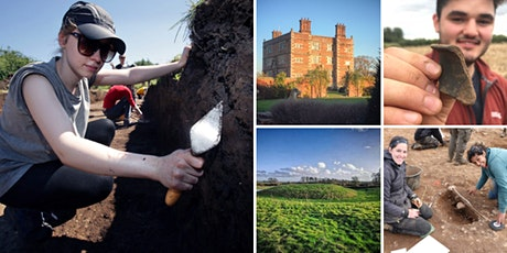 Archaeology Dig Experience at Soulton Hall (ages 12-16) tickets
