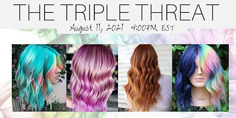 The Triple Threat | Pulp Riot Virtual Color Class tickets