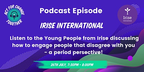 Podcast Episode - How to engage people that disagree with you tickets