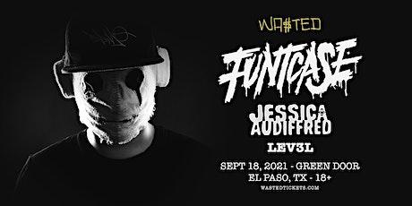 El Paso: Funtcase w/ Jessica Audiffred & Lev3l  @ Green Door [18 & Over] tickets