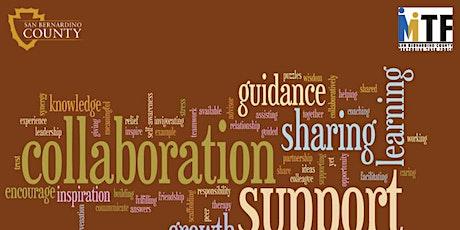 2021 State of Mentoring in San Bernardino County Stakeholder Meetings tickets