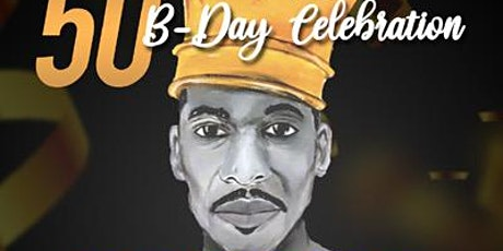 50th Birthday Celebration for E the poet-emcee tickets