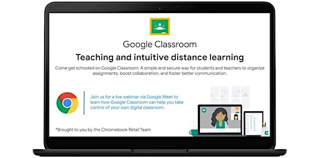 Teaching and intuitive distance learning with Google Classroom tickets