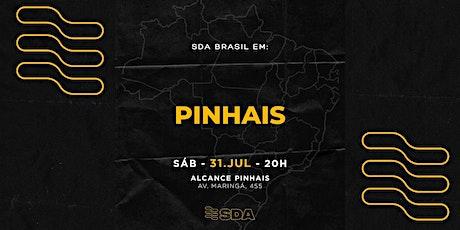 SDA - Semana do Avivamento - PINHAIS ingressos