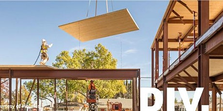 Mass Timber Construction: Products, Performance and Design , AIA #19LL03 tickets