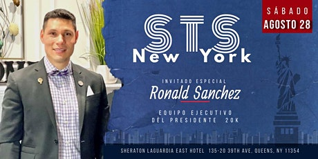 STS New York  Agosto tickets