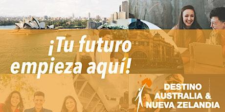 ¿List@ para comenzar tu proceso para estudiar en el extranjero? entradas