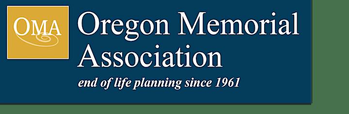 Oregon Memorial Association 2021 Annual Meeting image