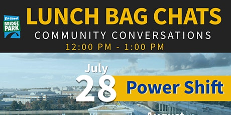 Community Conversations: Lunch Bag Chats tickets