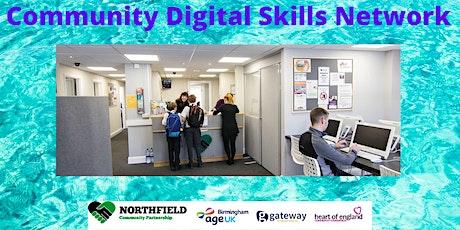 Community Digital Skills Network - inaugural meeting tickets