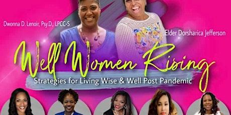 Well Women Rising Seminar & Workshops tickets