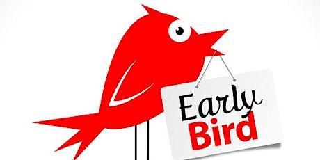 EARLY BIRD WoD 7:15 Uhr mit Coach Claudi Tickets