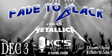 Fade To Black (Metallica Tribute) tickets