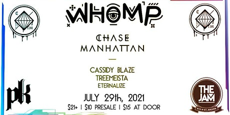 WHOMP HUMBOLDT PRESENTS: CHASE MANHATTAN tickets