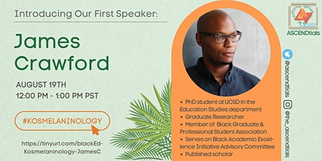 Activating Melanin in Black Education Lunch Session tickets