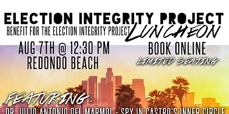 Election Integrity Luncheon tickets