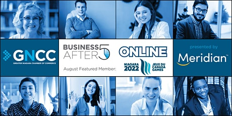 August Business After 5 - August 10, 2021 tickets