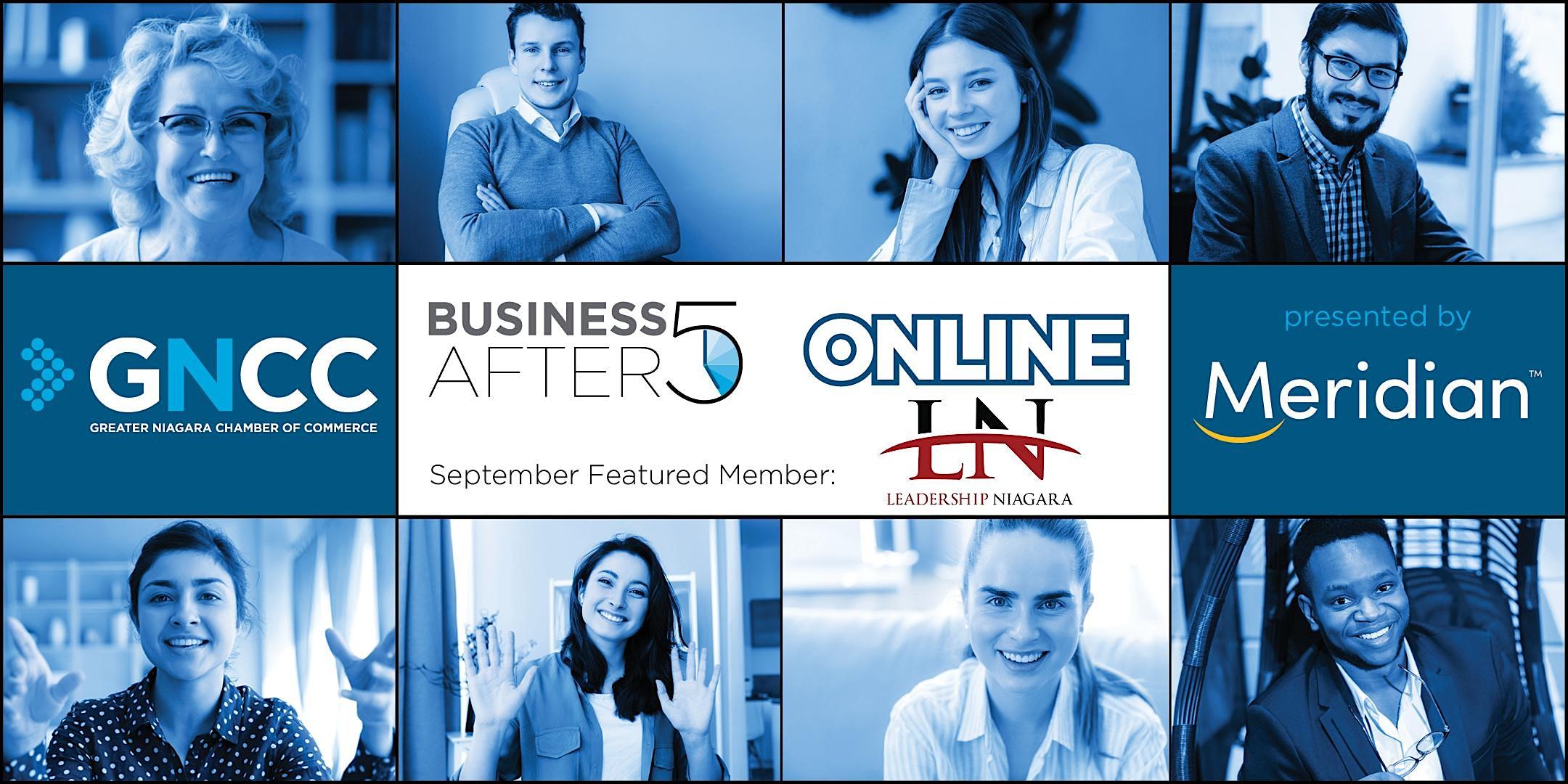 September Business After 5 – September 7, 2021
