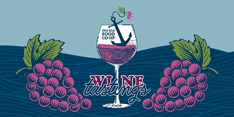 First Friday Wine Tasting tickets