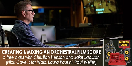 FREE | How to Create and Mix an Orchestral Film Score from your DAW billets