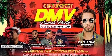"Culturefest DMV ""Launch Party"" tickets"