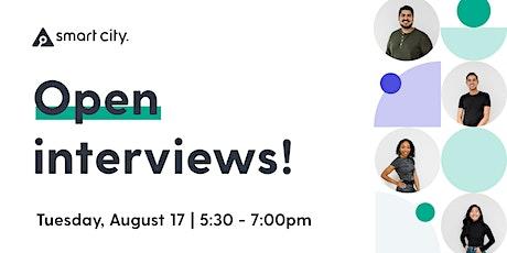 Smart City Atlanta - Open Interviews! tickets
