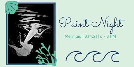 Mermaid Paint Paryt! tickets