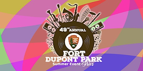 Fort Dupont Park Event Series Jazz w/ Spur of The Moment, DuPont Brass Band tickets