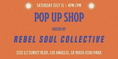 Pop Up Shop Event tickets