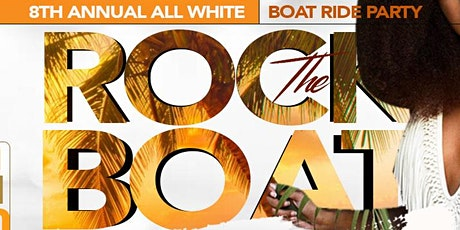 ROCK THE BOAT THE ALL WHITE BOAT RIDE PARTY | ESSENCE MUSIC FESTIVAL 2022 tickets