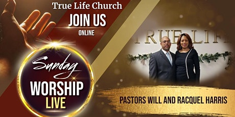 Sunday Morning Service - LIVE on ZOOM tickets