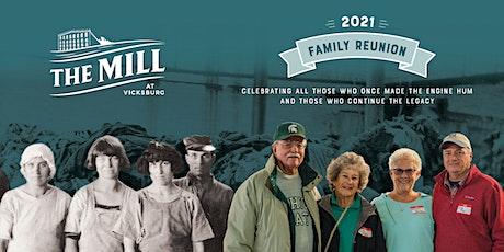The Mill at Vicksburg Family Reunion tickets