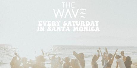 August 7th// Santa Monica Sunset  Silent Wave w/ Ali M & DJ Kay tickets