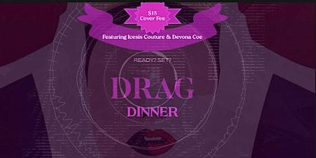 Bottomless Bougie Dine & Drag Dinner tickets