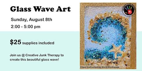 Glass Wave Art tickets