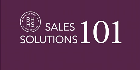 Virtual Sales Solutions 101Part 2- Marketing Yourself and Your Listing! tickets